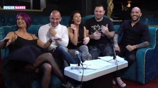 SUGARBABESTV: Greek femdom do it better