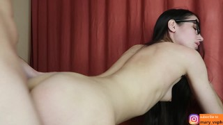 Step brother fucks his beautiful step sister - MaryVincXXX