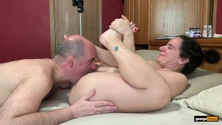 Married Couple Private Sex Tape - Eating Pussy and Fucking - Real Homemade