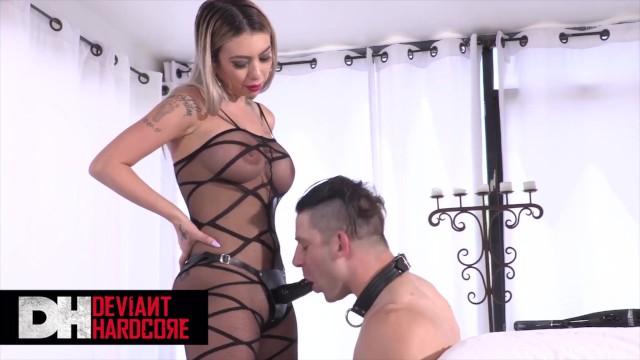 Deviant Hardcore - Female Dom Kat Dior Will Fuck You Hard