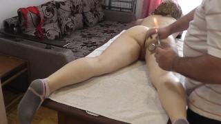 Real massage anti cellulite vacuum