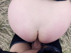 Fuck and suck in a public park wife LeoKleo