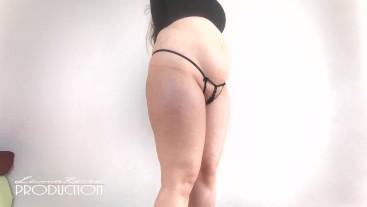 Try on thongs 4K