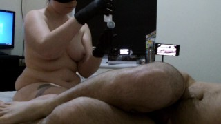Tied Anal Slave