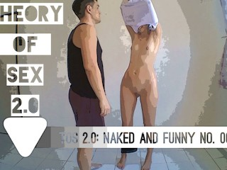 Naked and Funny. No 002.