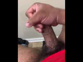 Black dick, COCKED & LOADED