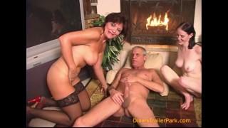 Amateur Milf Orgy