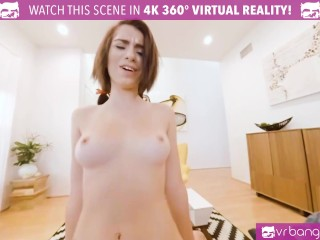 VR BANGERS Meet Your Sister's New Friend Who Loves To Fuck