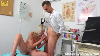 Mature Group Anal