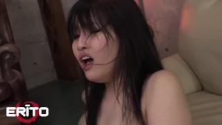 Erito - Horny Risa had hardcore anal sex