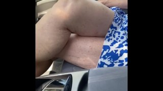 PAWG Hot Cougar horny to see The Wolf