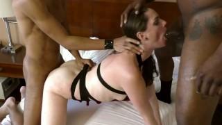 Aria Khaide BBC Loving Slut Compilation