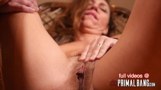 PrimalBang Wank Your Dick With Nude French MILF Chloe
