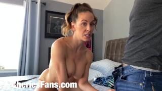 Horny stepmom teaches stepson a lesson trailer