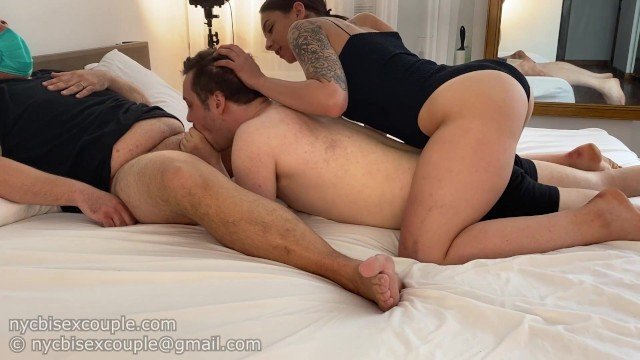 Cock Sucking Blonde Goddess
