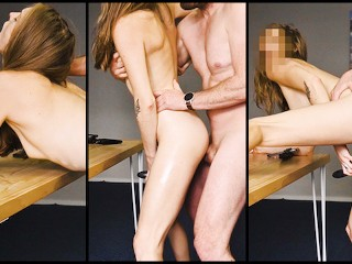 Gorgeous Girlfriend loves her pussy filled...