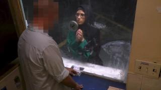 ARABS EXPOSED - Beautiful Muslim Refugee Needed A Helping Hand