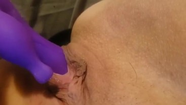 Time to play with my pussy