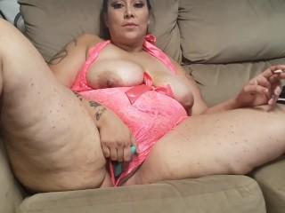 Sexy  Latina sucks and fucks with Cumshot