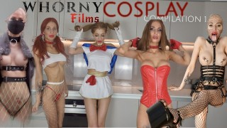 4K Cosplay/ Lingerie/ Fetish/ Bimbo/Big Tits/ Hentai COMPILATION PMV WHORNY