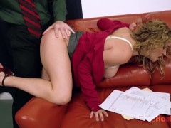 Office MILF - Krissy Lynn