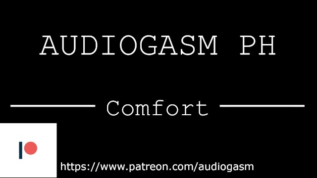 Aftercare with Daddy, Audio only, only after care. Comfort audio.