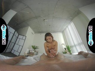 WETVR Asian Massage Slut Has Special Milking Skills VR