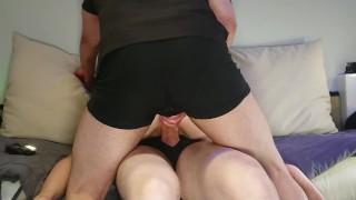 Lilimini - Double vaginale avec éjac et masque Covid
