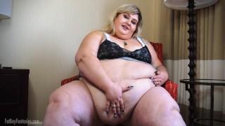 SSBBW Feeder Ivy Davenport Wants You Fat