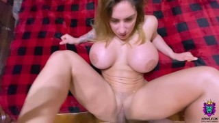 Morning POV Sex, Pussy to Mouth / Mouth to Pussy with Full Load in Mouth