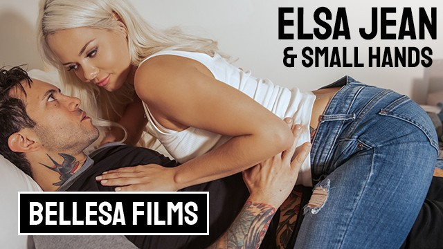 Bellesa - Small tit blonde Elsa Jean has a breakin fantasy