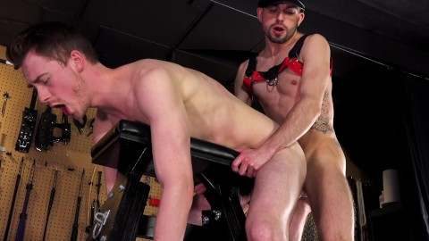 Slave bdsm gay Painful Gay
