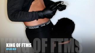 HD: Daddy FTM Transman Face Fucking SUBMISSIVE Twink BOY Slut