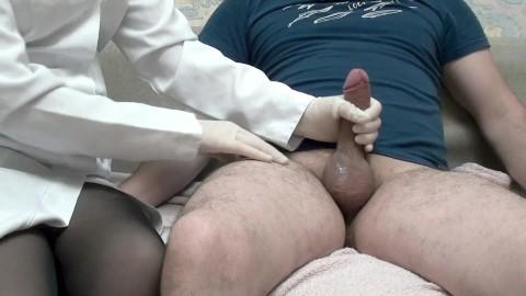 Penis massage tube