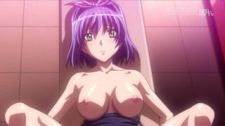 【無】学園anime:01 あんたって本当に最低の屑だわ! パート2