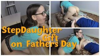 Stepdaughter Seduces