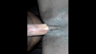 Young Man Fucks Mature Cougar Mom Pussy Close Up