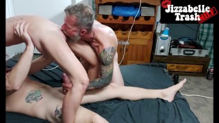 Chronicles of a Slut Wife - Meeting the Young Bull - Bisexual MMF Threesome.