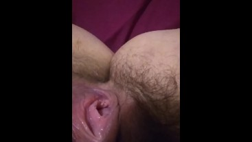 FARTING Phat Butt Pink Pussy Muscles Flex Kegels White Girl PAWG Farts