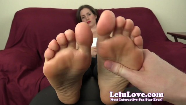 Love You Tickle My Feet