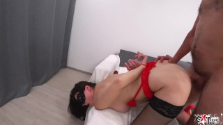 Amateur Tied Anal