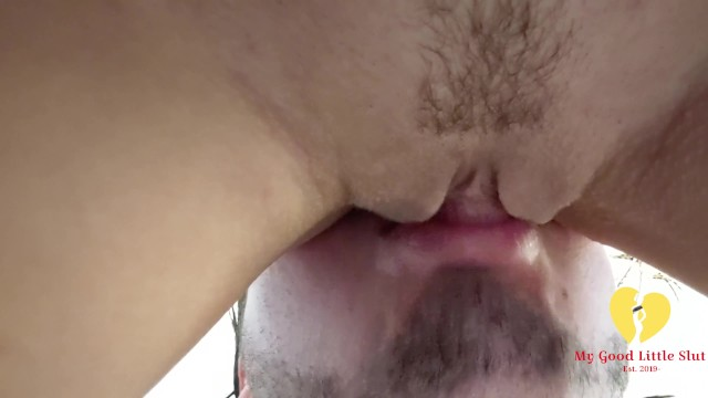 From pussy behind my eat Eat My