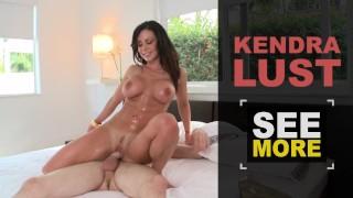 CULIONEROS - Curvy MILF Kendra Lust Getting Her Big Ass Banged By Brick Danger