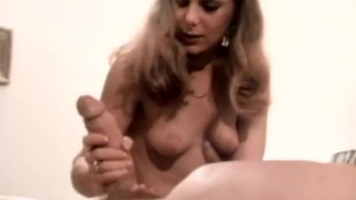 Giant Cock For Hairy Mature MILF That Let Them Enjoy