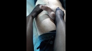Foot job فوت جاب خفن با حرف سکسی وطنی