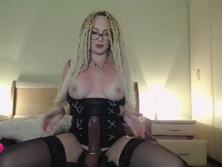 Prerecorded part of JOI show - ruined orgasm (text me if you want c2c)