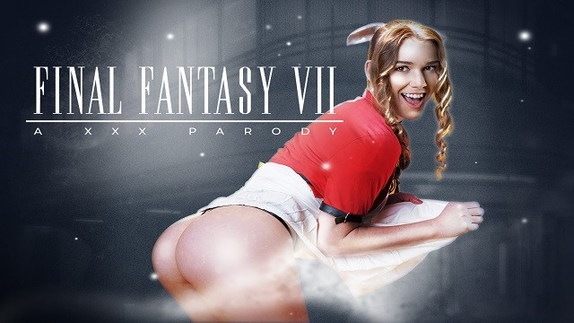 Anal Fuck With Alexis Crystal As Final Fantasys Aerith Redtube