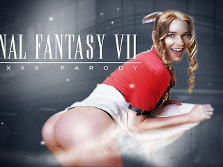 Anal with Alexis Crystal as FINAL FANTASY 's Aerith