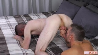 DadCreep – Cute Thyle Offers His Asshole To His Stepdad