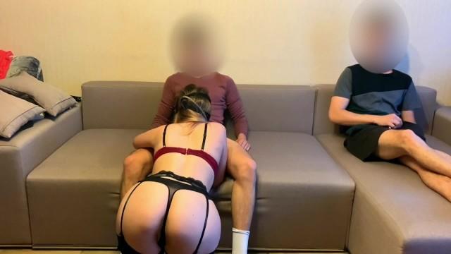 Orgasmus Ehefrau Ehemann beobachtet Ehemann Beobachtet